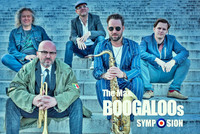 "THE MAX. BOOGALOOS ""SYMPOSION"" im Cafe Museum"