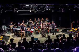 ELMHURST COLLEGE JAZZ BAND im Cafe Museum