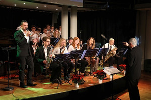 LEO BIG BAND PASSAU im Cafe Museum